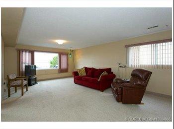 EasyRoommate CA - Lake view Rooms for worker or students - Kelowna, Thompson Okanagan - $900