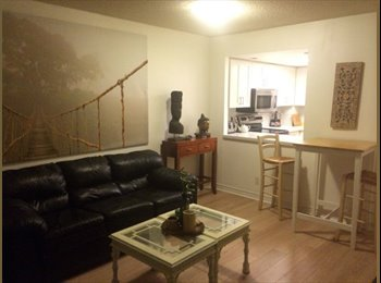 Fully Furnished Apartment, College and Bathurst