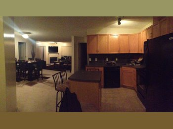 Looking for a nice person to share my condo