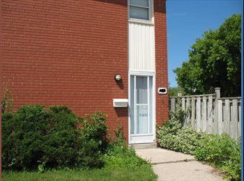 EasyRoommate CA - Beautiful Private Condominium - Fanshawe & Western - London, South West Ontario - $800