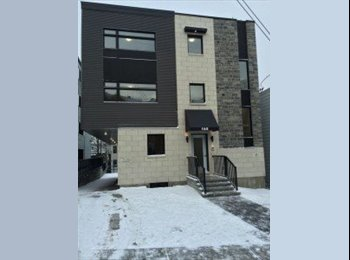 EasyRoommate CA - Female Only - Room for Sublet close to UOttawa! - Sandy Hill and the Byward Market, Ottawa - $750