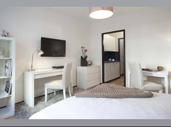 EasyWG CH - ONE BEDROOM FOR RENT IN DOUBLE BEDROOM - Centre - Plainpalais - Acacias, Genève / Genf - CHF690