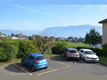 EasyWG CH - Room in a beautiful and big appartment in Pully - Lausanne, Lausanne - CHF950