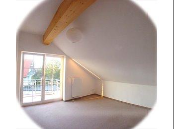 EasyWG DE - Zimmer mit eigenem Bad in sehr schöner 2er WG 450 - Feldkirchen, Feldkirchen - €450