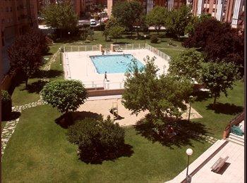 Hab.individua piso compartido(Alcorcón-SJValderas)
