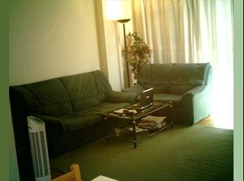 Habitación individual en Conde de Casal / Pácífico