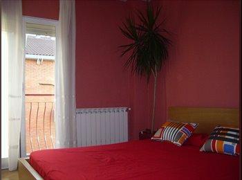 EasyPiso ES - Habitación amplia y luminosa con balcón propio - Madrid, Madrid - €400