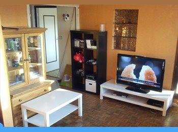 Appartager FR - Colocation Lyon 3 - Part Dieu dans grand apparteme - 3ème Arrondissement, Lyon - €470