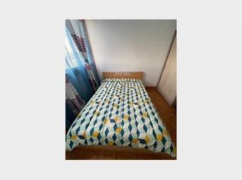 Grande chambre dans beau F5 calme et ensoleillé