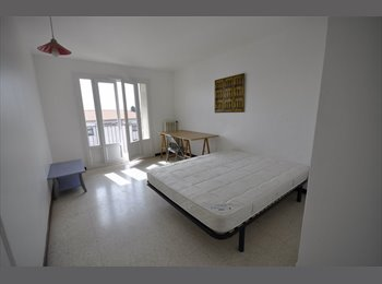 Appartager FR - chambre dans colocation. proche AEROPORT/EDHEC - Ouest Littoral, Nice - €430