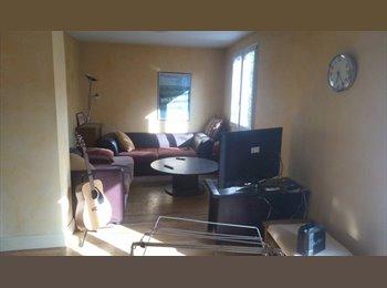 Colocation meublée proche lafayette