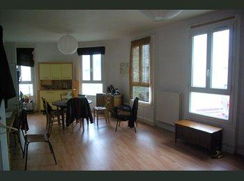 Appartager FR - Chambre sympa dans un appart spacieux et lumineux - Le Havre, Le Havre - €270