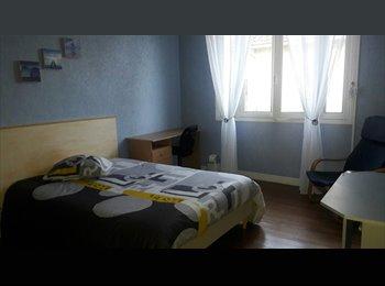 Appartager FR - appartement spacieux colocation 3 chambres - Pau, Pau - €275