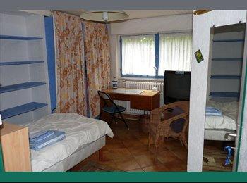 Appartager FR - chambre meublée sanitaires cuisine à partager - Marly, Metz - €290