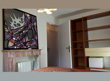 Appartager FR - Chambre dans maison standing - Saint-Ouen, Paris - Ile De France - €600