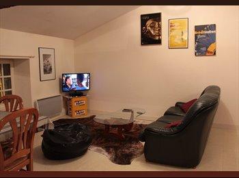 Appartager FR - Chambre meublée dans T3 tout équipé - Poitiers, Poitiers - €357