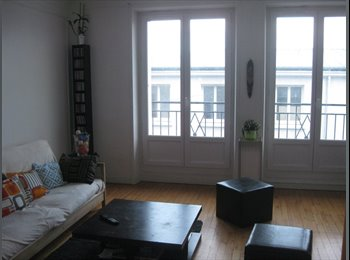 Appartager FR - Recherche colocataire, T3, centre/Siam - Brest, Brest - €290