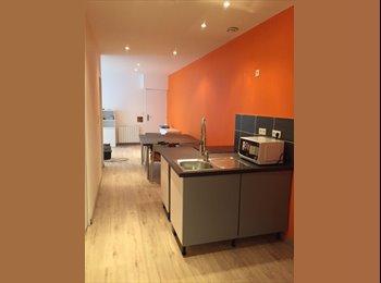 Appartager FR - Chambre dans T4 Neuf prox facs, Centre ville - Saint-Etienne, Saint-Etienne - €360