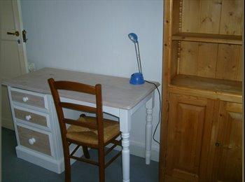 Appartager FR - Grande chambre meublée - Tours, Tours - €350