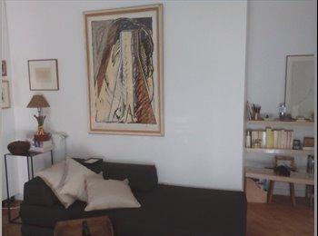 Appartager FR - Ligne 9 ou 10. Une chambre toute neuve accès jardin grande penderie. Deux lits de 80cm. Dans apparte - Boulogne-Billancourt, Paris - Ile De France - €600
