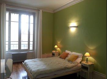 1 chambre colocation écolo Lyon 7