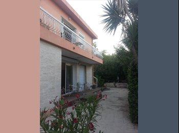 Appartager FR - coloc ds maison avec jardin bail individuel - Les Cévennes, Montpellier - €430