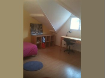 Appartager FR - CHAMBRE dans MAISON, NANCY Centre - Léopold, Ville vieille, Nancy - €300