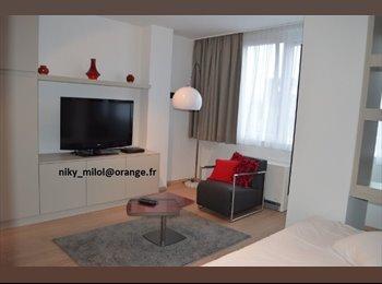 Appartager FR - Je loue mon studio meublé sur paris 16 - 16ème Arrondissement, Paris - Ile De France - €500