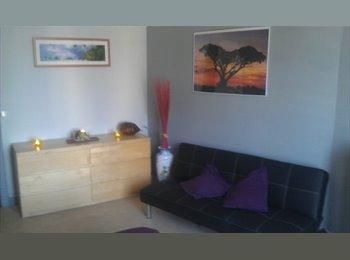 Appartager FR - chambre spacieuse idéale pour personne de passage - 17ème Arrondissement, Paris - Ile De France - €700