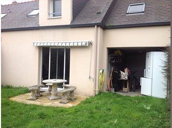 Appartager FR - Cherche colocataire (trice) rapidement - Doulon - Bottière, Nantes - €250