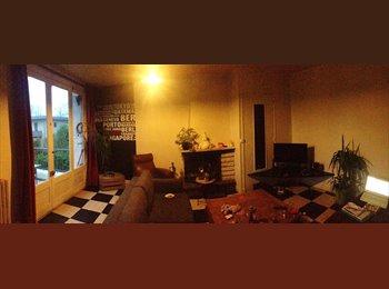 Appartager FR - Cherche colocataire Maison Mont-Saint-Aignan - Mont-Saint-Aignan, Rouen - €430