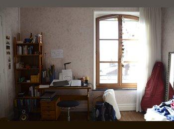 Appartager FR - Chambre (15m²) disponible à partir d'avril! - Centre ville, Charles III, Nancy - €238