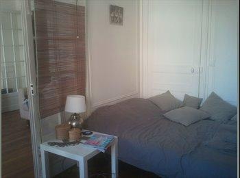 Appartager FR - Location_Chambre Paris 14ème deux mois Avril & Mai - 14ème Arrondissement, Paris - Ile De France - €680