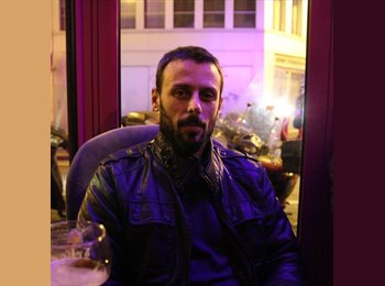 Appartager FR - Claudio - 34 - Paris - Ile De France