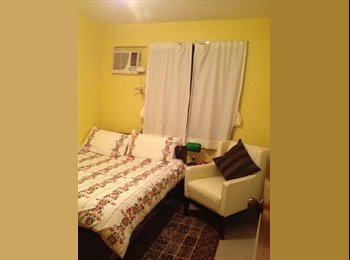A Double Bed Room for 5500 HKD