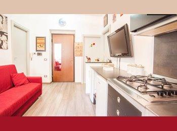 Appartamento due camere, una singola e una doppia.