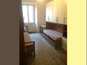 EasyStanza IT - CAMERA DOPPIA AMPIA E LUMINOSA - Bologna-Nomentano, Roma - €350