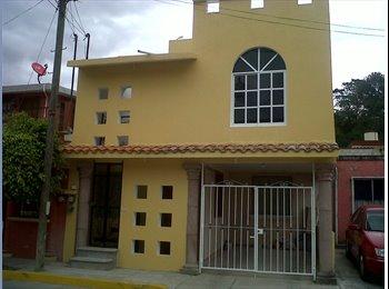 Casa nueva, cuartos estudiantes y profesionitas