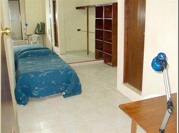 Renta de cuartos