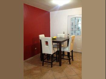 CompartoDepa MX - Comparto casa en Colinas del Rey (solo mujeres) - Tijuana, Tijuana - MX$5000