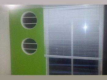 CompartoDepa MX - Comparto departamento en col San Lorenzo, Toluca. - Toluca, México - MX$1300