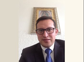 CompartoDepa MX - Miguel - 33 - Querétaro
