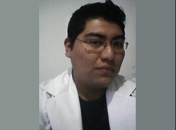 CompartoDepa MX - Damian - 25 - México