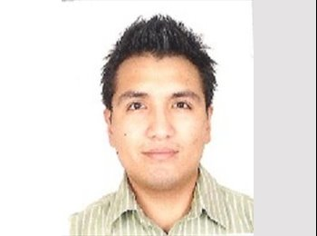 CompartoDepa MX - Jaime  - 24 - Saltillo