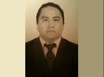 CompartoDepa MX - sergio - 24 - Zacatecas