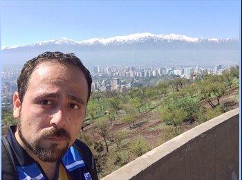 CompartoDepa MX - Edgar   - 30 - México