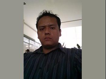 CompartoDepa MX - Jonathan   - 26 - Querétaro