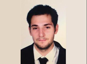 Adrian  - 28 - Student