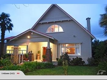 NZ -  flatmate wanted - Terrace End, Palmerston North - $100
