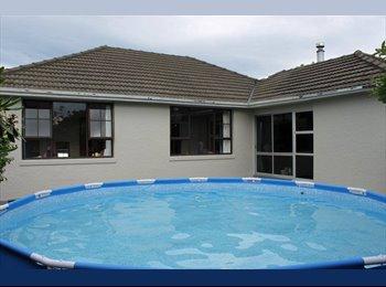 NZ - Single room in Casebrook - Casebrook, Christchurch - $160
